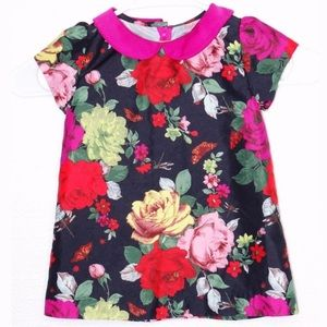 Other - Baker by Ted Baker Kids 4T Baby Girl Dress Floral